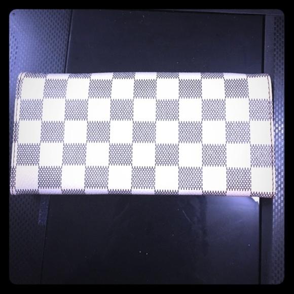 Handmade Handbags - Fashion Women white faux pu leather wallet